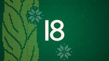 Julkalendern 2020 - Lucka 18