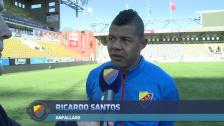 Santos: Vi var bättre än dem
