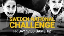 Game #2 – Sweden National Challenge - 11 Dec 17:58 - 17:58