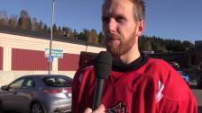 Tobias Ericsson inför mötet mot Timrå IK