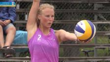 Lisa Sundberg/Kaisa Wallin - Sara Malmström/Isabelle Påhlsson