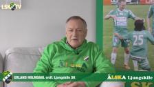 Om Ljungskile SK, Erland Holmdahl ordf. Ljungskile SK