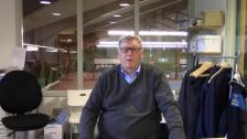 Intervju med Anders Wennberg om sitt jobb som supervisor, Stockholm Ladies och funktionärer!