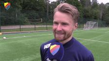 Jacob Une Larsson tillbaka efter U21-slutspelet