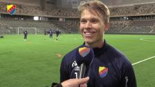Jonathan Augustinsson har förlängt sitt kontrakt med Djurgråden