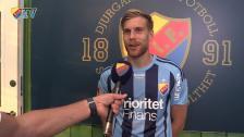 Niklas Gunnarsson har anslutit