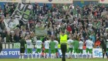 Sammandrag Syrianska FC – Hammarby