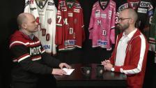 Inför fredagens hemmamatch mot Luleå Hockey