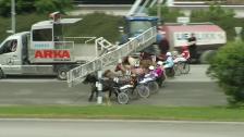 Ponny landsleir - løp 5, lørdag