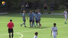 Målkavalkad efter 9-1 mot Sundsvall i U21-allsvenskan
