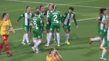 Svenska Cupen: Se målen från storsegern