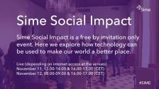 Sime Social Impact - Part 0 (over crowding ;)