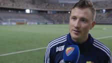 Fredrik Ulvestad är tillbaka i full träning