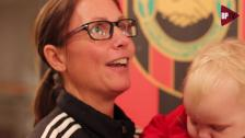 Cecilia Lundqvist tar över BP DamU