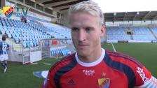 Bäst på planen: Hampus Nilsson