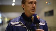 Andreas Johansson om premiärförlusten