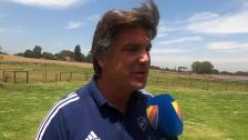 Bosse Andersson ger en rapport från Sydafrika