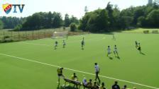 U21: Highlights från DIF -AIK