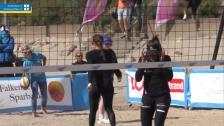 SM-FINAL: Kristina Thurin/Susanna Thurin - Sigrid Simonsson/Tadva Yoken