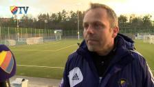 Anders Johansson efter 2-2 mot AIK