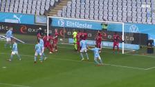 Höjdpunkter från segermatchen mot Östersunds FK