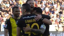 Höjdpunkter från Bajens seger i Örebro