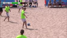 SM i beach soccer 2018 - 14 Jul 11:00 - 17:46