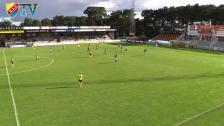 Tung förlust för U21 mot Mjällby