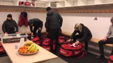 MODO Hockey anländer till A3 Arena i Umeå