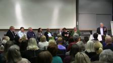 Paneldiskussion – Brakycefalkonferensen 2016