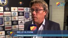 Pello Olsson efter DIF - Göteborg