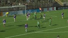 Sammandrag Hammarby - FC Rosengård