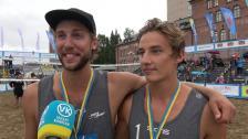 INTERVJU: Jakob Molin/Linus Tholse