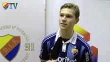 Välkommen till DIF Jesper Karlström!