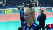 INTERVJU: Fanny Andersson