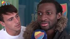 Amadou Jawo ska göra fler mål med Arvidssons hjälp