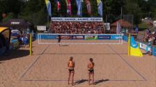 FINAL: Kristina Thurin/Susanna Thurin - Matilda Skagerberg/Sofia Wahlén