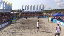 Beachvolley-SM 2015