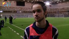 Daniel Berntsen om hemmadebuten på Tele2 Arena