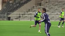 Faltsetas vill se en repris på förra HBK-matchen