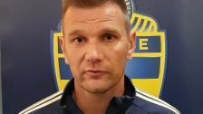 Andreas Pettersson inför EM-kvalet mot Turkiet