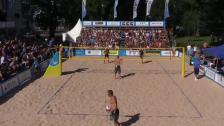 Simon Bohman/Christofer Lewin - Johan Ström/Viktor Jonsson