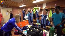 Segersång efter 3-0 mot Växjö
