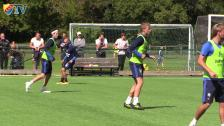 Marcus Enström om sitt nya U21-kontrakt