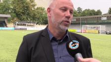 Henrik Larsson inför Prespa Birlik - Oskarshamns AIK