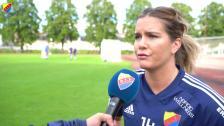 Hanna Folkesson inför FC Rosengård