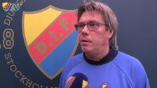 Pelle Olsson inför cupderbyt