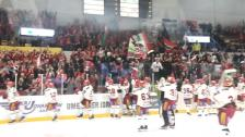 Häng med ut på isen efter slutsignalen i A3 Arena