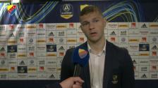 Karlström om matchen mot AIK