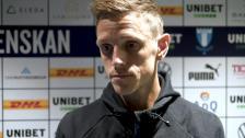 Sören Rieks efter 2–2 hemma mot Varbergs BoIS FC
